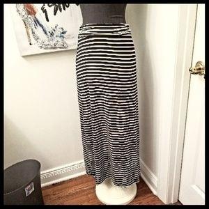 J. CREW Maxi Skirt.